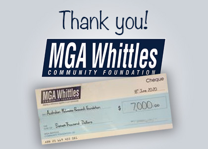 MGA Whittles Community Foundation