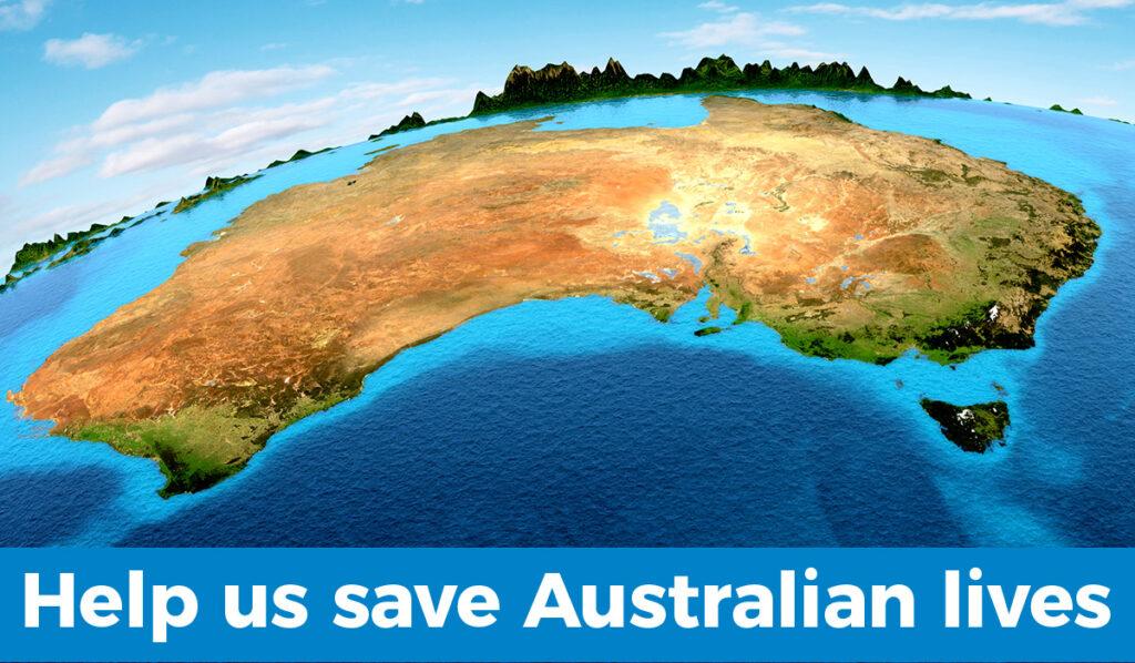 AMRF - Help us save Australian lives