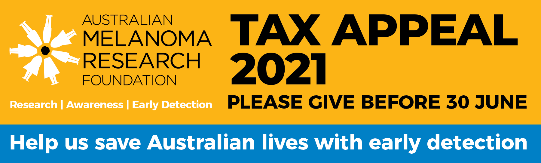 AMRF TAX APPEAL 2021 | Please give before 30 June